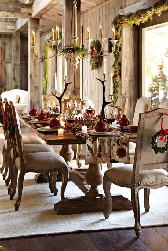 French Country Table Decor