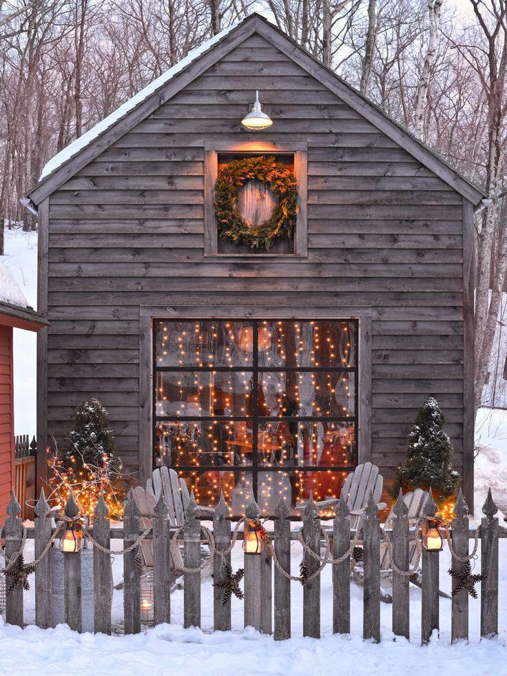 Cabin Wrap Around Porch