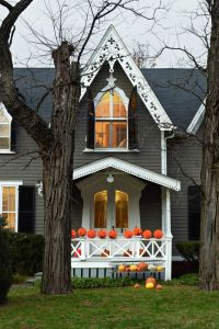 Exquisite Outdoor Halloween Decoration Ideas - Festival ...