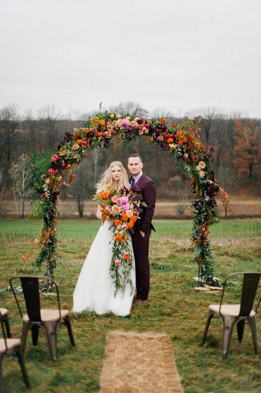 20 Stunning Wedding Altar Ideas  Festival Around the World