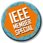 IEEE member special button