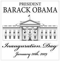 Inauguration of President Obama and Vice President Biden