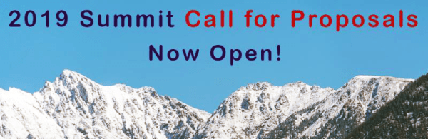 Header for STC Summit 2019 Call for Proposals