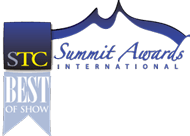 Graphic for ISA Summit Awards Best of Show