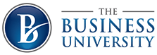 The Business University logo