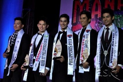 Manhunt Top 5 winners!