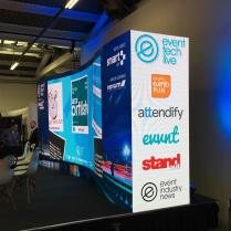 Event Tech Live Expo Stage