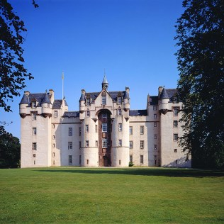 Fyvie Castle, Aberdeenshire.