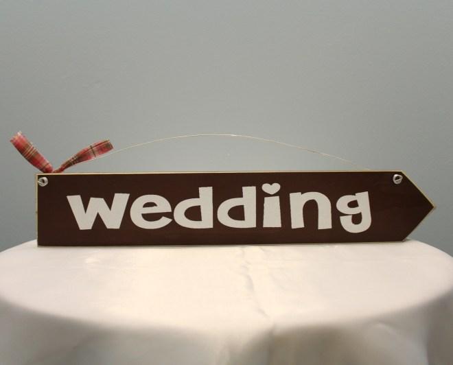Wedding Sign Image
