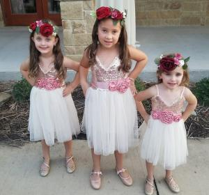 Events by Emerson - flower girls