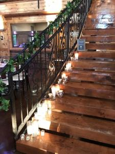 Events by Emerson - Stairway decor