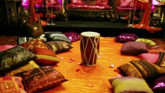 Dholki Night Setup & Ideas Karachi