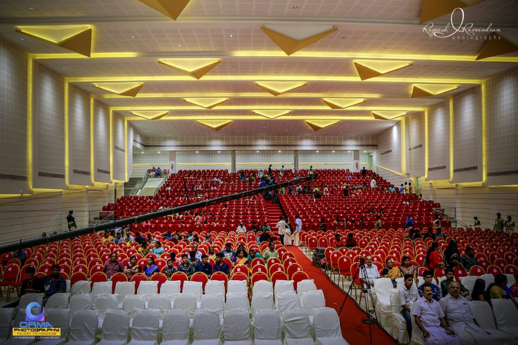 vrindavanam convention centre in