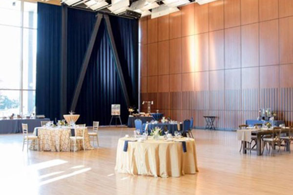 Pauley Ballroom  Event Services