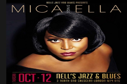Live Jazz Gigs - Mica Paris Sings Ella Fitzgerald - Events for London