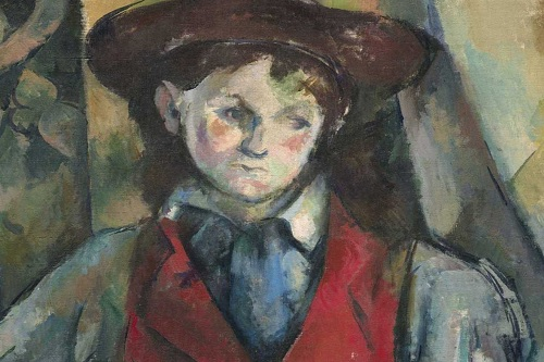 Cézanne's Portraits at The National Portrait Gallery - Events for London