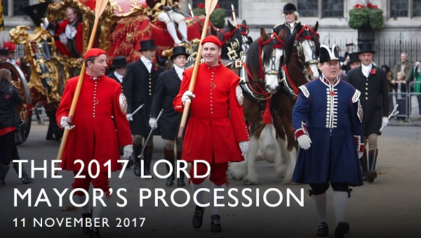 The Lord Mayor's Show 2017 - Events for London