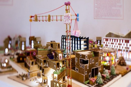 Gingerbread City Exhibition - Events for London