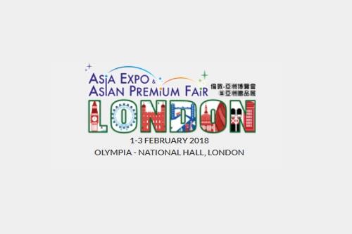 Asian Premium Fair 2018 - Events for London