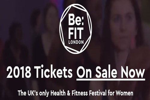 Be FIT London 2018 Health Event - Events for London
