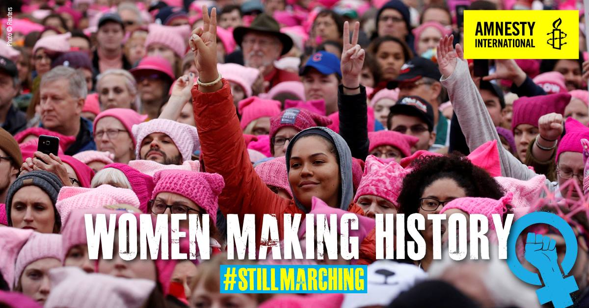Woman Making History Festival