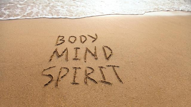 mind body and spirit