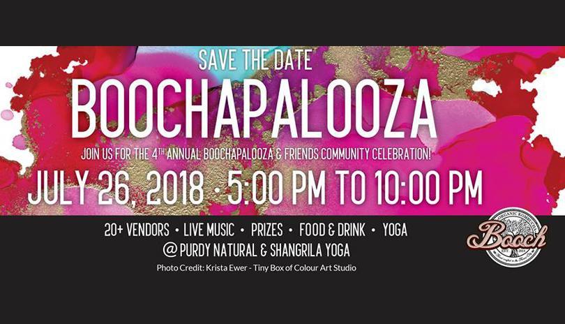 Events in London - Boochapalooza-2018