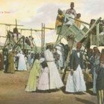 Suez Egypt Postcard