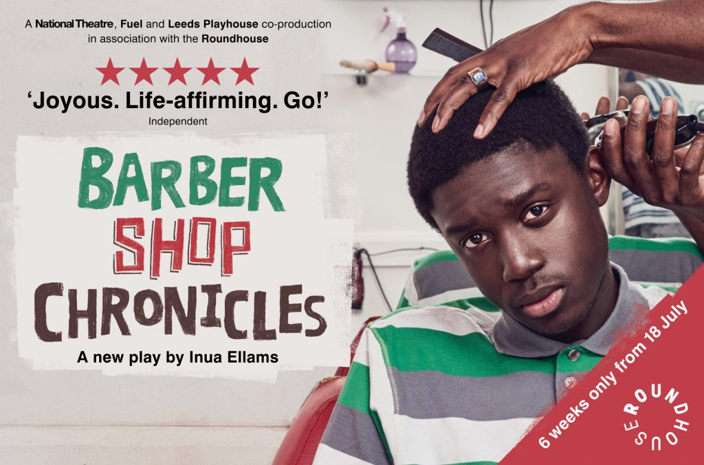 ⋆ Barber Shop Chronicles ⋆ Events for LONDON