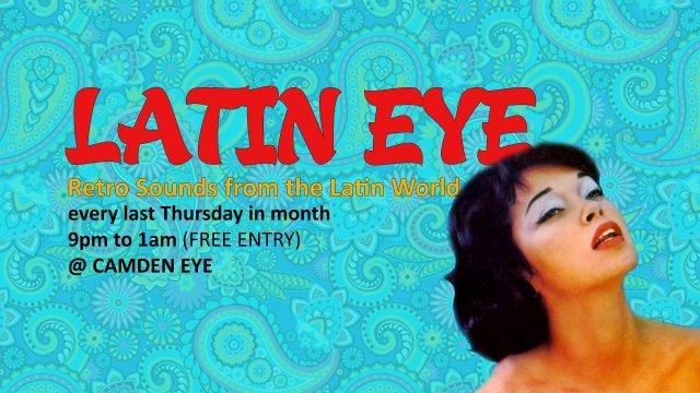 Latin Eye promo