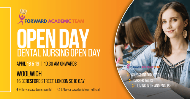 open day april 18 and 19