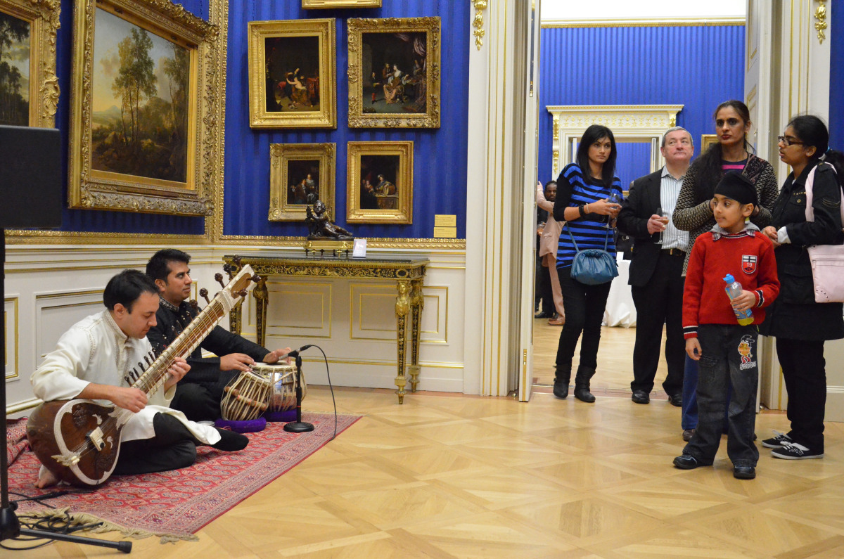 Indian Sitar Musicians Hire London
