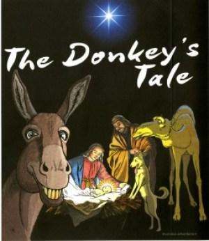 the donkeys tale