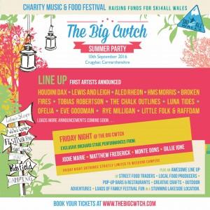 Big Cwtch Summer Party