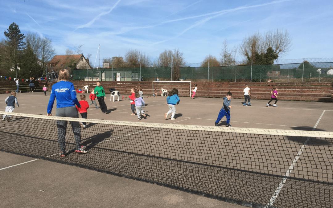 Junior Tennis Academy – St Pierre Hotel, Chepstow