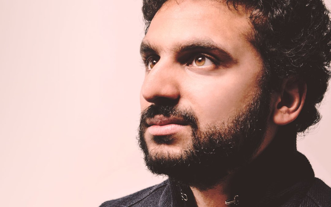 It's In Your Nature To Destroy Yourselves – Nish Kumar at Aberystwyth Arts Centre