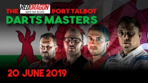 Red Dragon Port Talbot Darts Masters @ The Princess Royal Theatre
