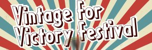 Vintage For Victory - Vintage Festival @ Whitchurch Library Gardens
