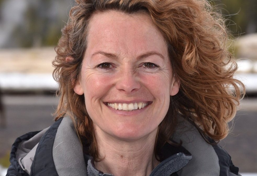 An Audience With Kate Humble at Theatr Brycheiniog