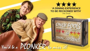Only Fools The Cushty Dining Experience @ The Orangery