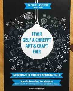 Harlech Craft Fair