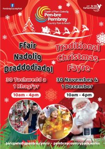 Traditional Christmas Fayre @ Pembrey Country Park