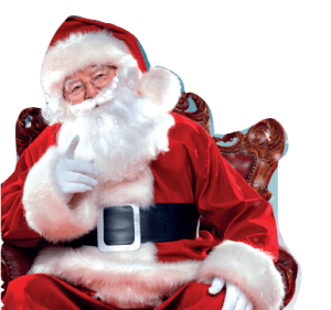 Meet & Greet Father Christmas @ Pembrey Country Park