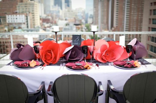 New Pink Wedding Table Centerpiece Reception Decoration Ideas
