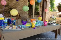 swim party decorations Archives - events to CELEBRATE!