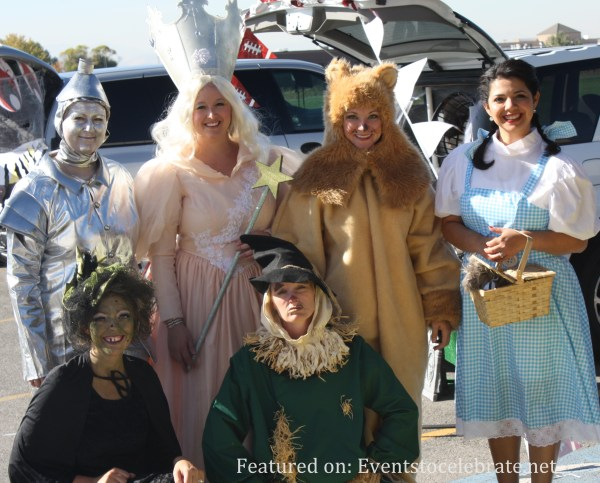 Halloween Group & Couples Costumes - Events Celebrate