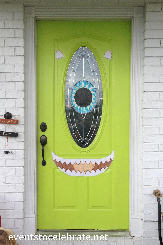 Halloween Door & Window Decorations