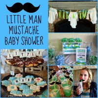 mustache baby shower ideas Archives - events to CELEBRATE!