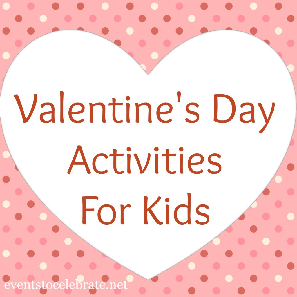 Valentine S Day Party Activities