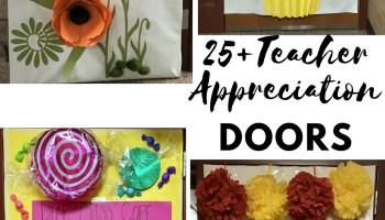 Teacher Appreciation Door Decoration Ideas - eventstocelebrate.net